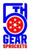5TH GEAR SPROCKETS